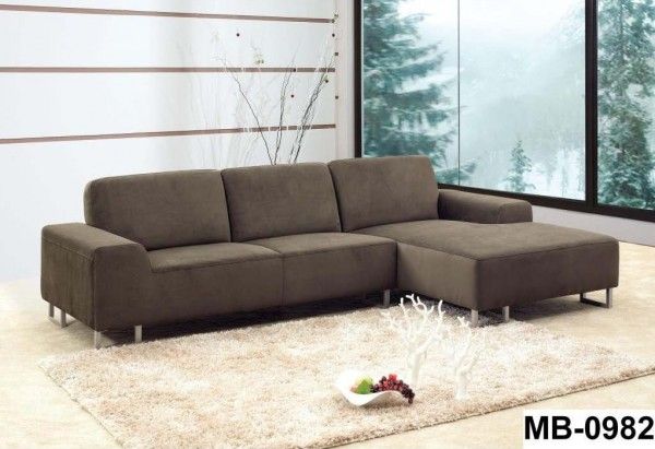 MB 0982 Sectional Sofa Bijan Interiors Toronto 39 S Modern Furniture Store