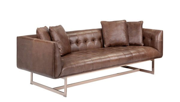 MATISSE Leather Sofa In Toronto Modern Leather Furniture Store
