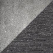 Concrete on Gray Oak