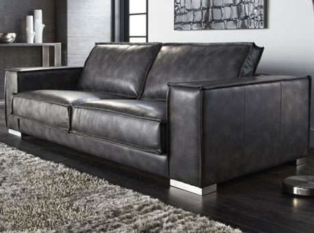 Protect Leather Sofas From Staining