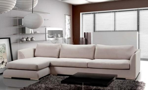 Lavender Sectional Sofa Bijan Interiors Torontos Modern