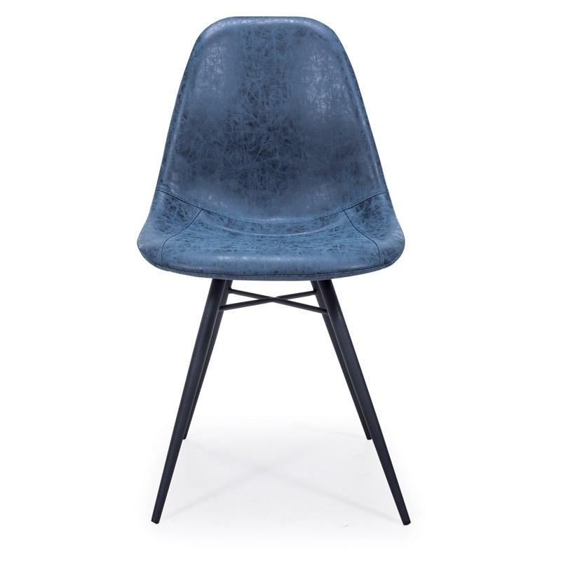 Paris -DC Navy Blue Dining Chair 1
