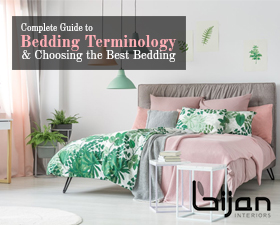Bedding Terminology & Choosing the Best Bedding