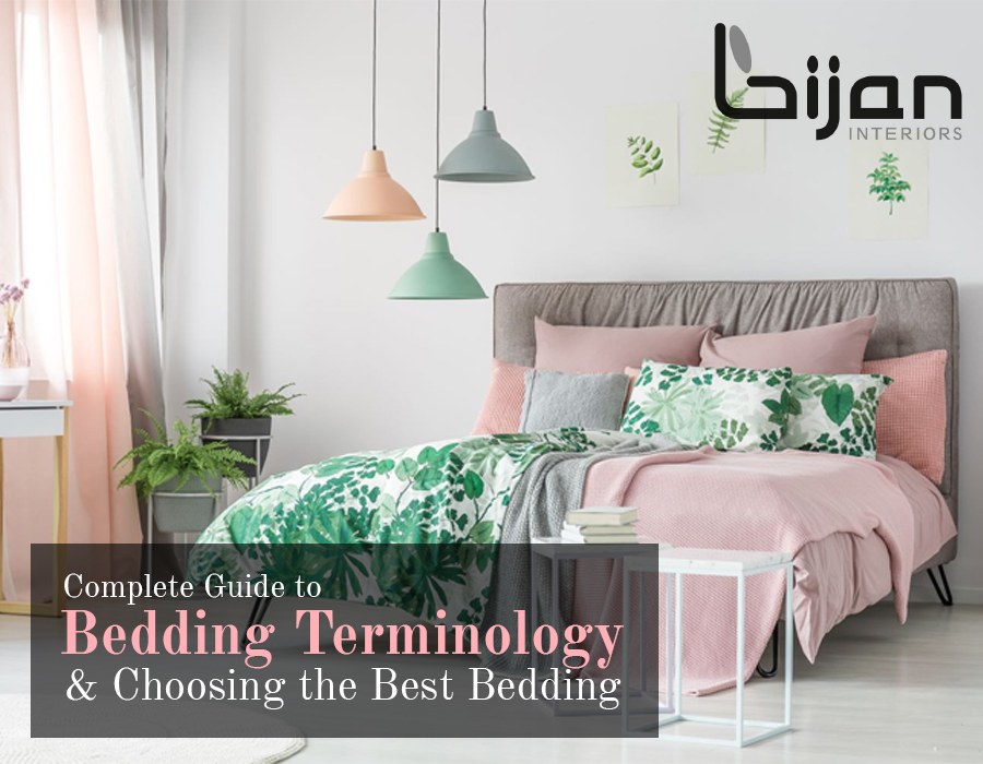 Guide to Bedding Terminology & Choosing the Best Bedding
