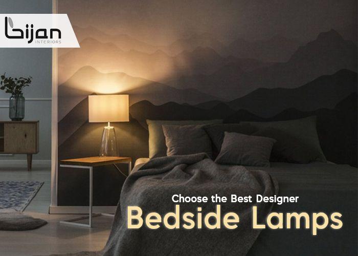 Best Designer Bedside Lamps