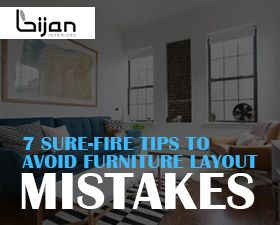 Tips to Avoid Furniture Layout Mistakes