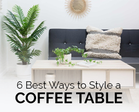 6 Best Ways to Decorate a Coffee Table in Your Living Room01