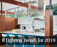 8 Popular Lighting Trends for 2019 to Blend with Any Interior